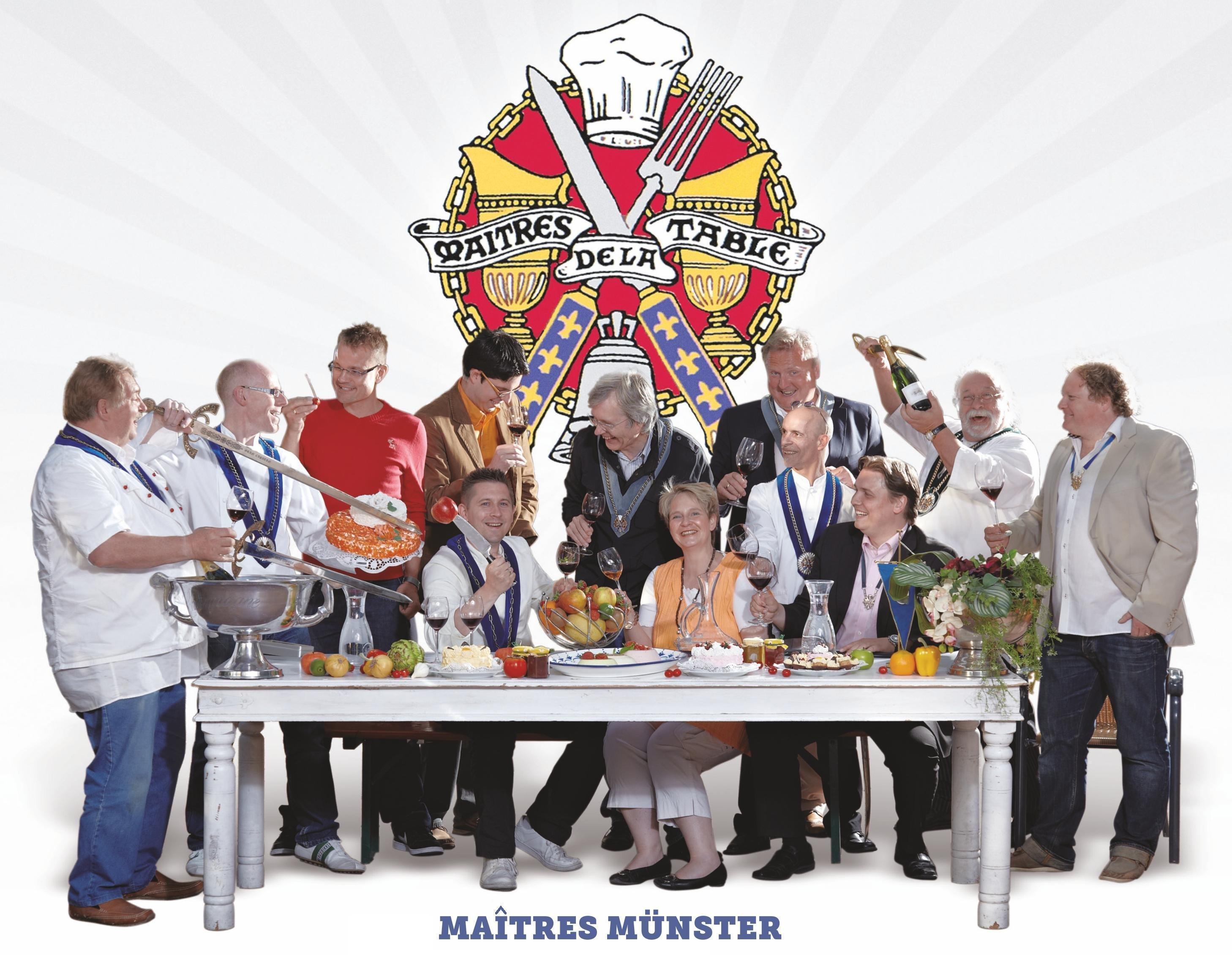 Die Maîtres Münster.